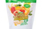 Beyond Tangy Tangerine 2.0 - Gusset Bag